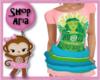 Girls Moana Summer Dress