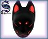 [S]Black Fox Mask