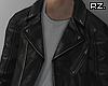 rz. Leather Jacket