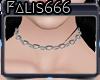 ⓕH♀ Collar Cadena