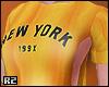NYC Yellow Open Side