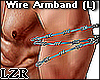 Wire Armband (L)M*
