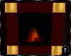 ⛧: Basement Fireplace