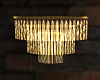 Gold Lamp for Walls
