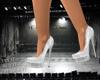 Walking On Ice Heels