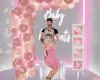 Rose Gold Baby Shower