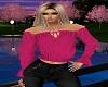 *N*Pink Gypsy Blouse
