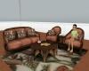 Tropical Livingroom Set
