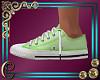 Trish TameTeal Sneakers