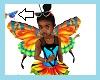 Kids Trolls Butterflies