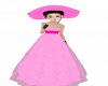 kid pink dress