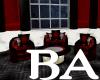 [BA] Vamp Chair Set
