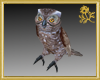 Owl Shoulder Pet