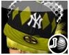 [LF] P-NY Cap - Yellow F