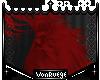 +R+ Queen Shoulder Fur