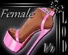 !! Platform V1 Pink