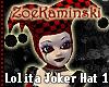 First Lolita JOKER hat1