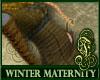Winter Maternity Yellow