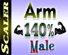 Arm Resizer 140%