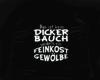 HB Dicker Bauch