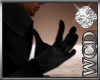 WCD winter leather glove