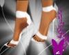 [CHY]white stiletto heel