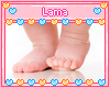 ! Small Baby Feet Scaler