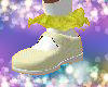 Yellow Easter Mary Janes