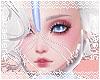 Mandible Headdress |Blue