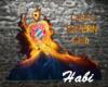 HB Lanas Clubschild