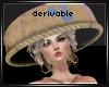 Chinese Village Hat