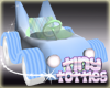Girl Getter Toy Car