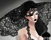 Cat~ Lace Hat