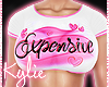 Expensive Pink Top