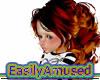Ginger Ponytail