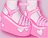 ♡. Pink Jellies