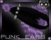 Ears BlackPurple 4a Ⓚ