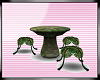 Forrest Table/Chairs