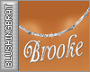 !B Brooke Necklace