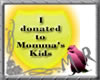 Donate to thakids-yellow