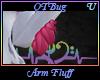QTBug Arm Fluff