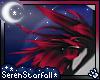 SSf~Ebony|Shoulder Tuft