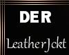 PdT DER Leather Jckt2  M