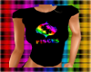 Pisces Female Top