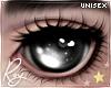 Silver Doll Eyes
