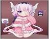 Kanna Pink Girl Charging Cutout