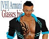 [VH] Armani Glasses Big