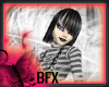 BFX White Feathers