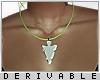 0 | Arrow Necklace Deriv