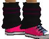 Black Baggy Socks